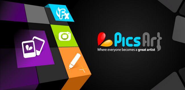PicsArt Studio, un completo editor de fotografías para Android http://www.xatakandroid.com/p/87271