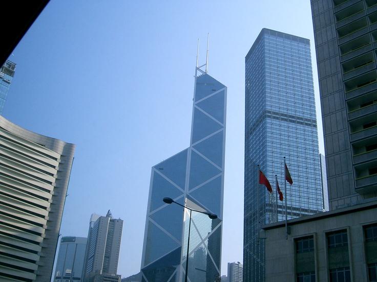 Bank of China, Hong Kong