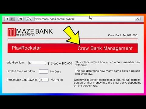 nice GTA Online Shared Bank Account Concept - Sharing Money