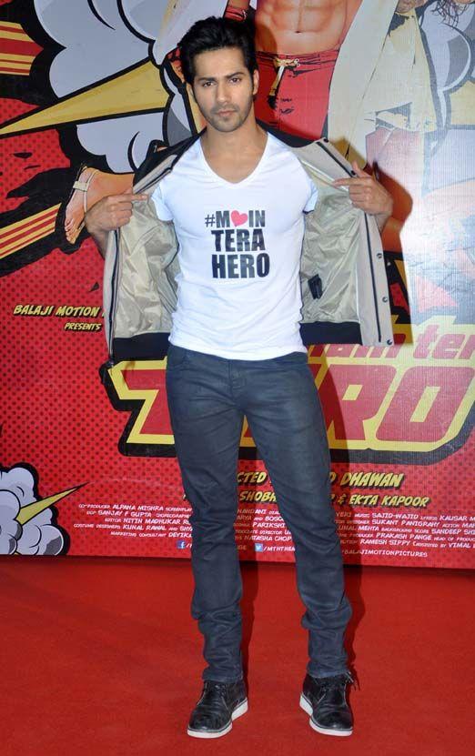 A fake Varun Dhawan account on Social Media pops up,Varun Dhawan, Social Media, actor