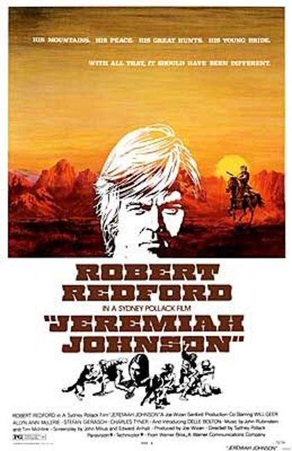 Corvo rosso non avrai il mio scalpo Un film di Sydney Pollack. Con Robert Redford, Will Geer, Stefan Gierasch, Delle Bolton, Josh Albee. Titolo originale Jeremiah Johnson. Western, durata 116' min. - USA 1972.