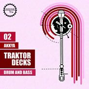 Industrial Strength Records released Akkya Traktor Decks – Drum and Bass a new Native Instruments Traktor Remix Set featuring slick collection of breaks and drum and bass sounds. http://www.producerspot.com/akkya-traktor-decks-drum-and-bass-by-industrial-strength