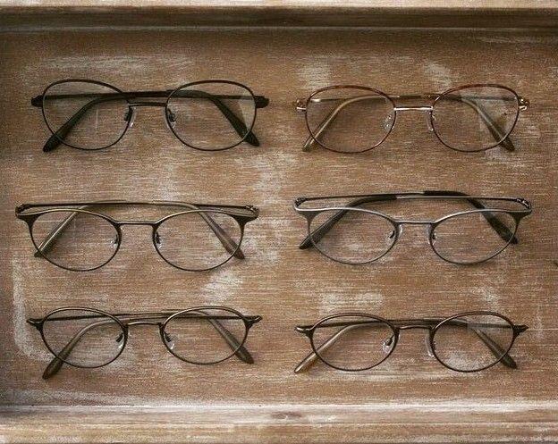 Die Best of Metal Brille: Gold & Silber Leichte Styles zum Ausprobieren |  #Bril… – Brillenmode
