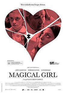 Magical Girl. Spain. Luis Bermejo, Barbara Lennie, Jose Sacristan. Directed by Carlos Vermut. 2014