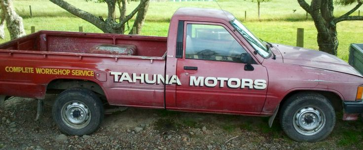 756 000 Km Hilux Ute The Best Stuff In The World