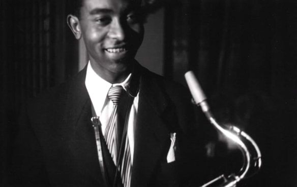 """Don_Byas """"Years ago the game was vicious, cut-throat. Can you imagine Lester Young, Coleman Hawkins, Chu Berry, Don Byas, and Ben Webster on the same little jam session? And guess who won the fight? That's what it was – a saxophone duel. Don Byas walked off with everything."""" …Sonny Stitt"""