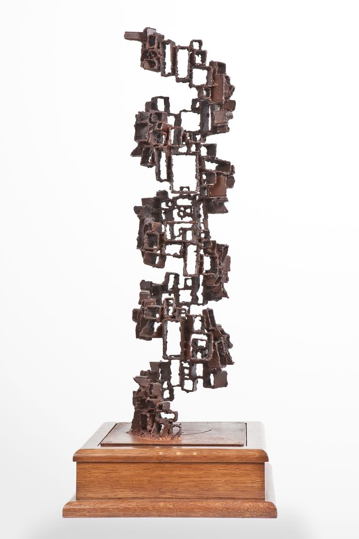 THE ATHANOR - Akelo Andrea Cagnetti - Sculpture Metal