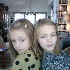 Daisy and Phoebe Tomlinson
