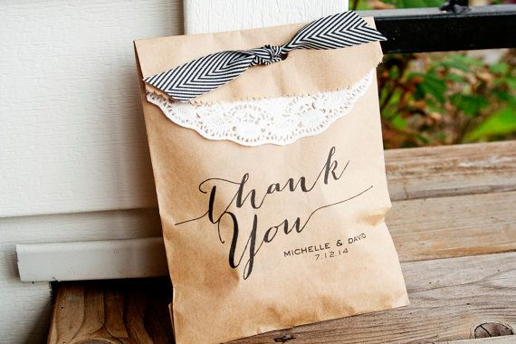 Hey, I found this really awesome Etsy listing at http://www.etsy.com/listing/163743721/calligraphy-thank-you-bags-wedding-favor