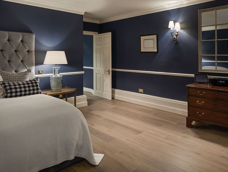 Havwoods hardwood floors mix functional durability with beauty. Featuring Havwoods Fendi from our Venture Plank range.