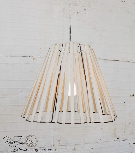141 best lamps and shades images on pinterest lamp shades diy repurposed vintage knick of time deconstructed lamp shade into hanging light keyboard keysfo Image collections