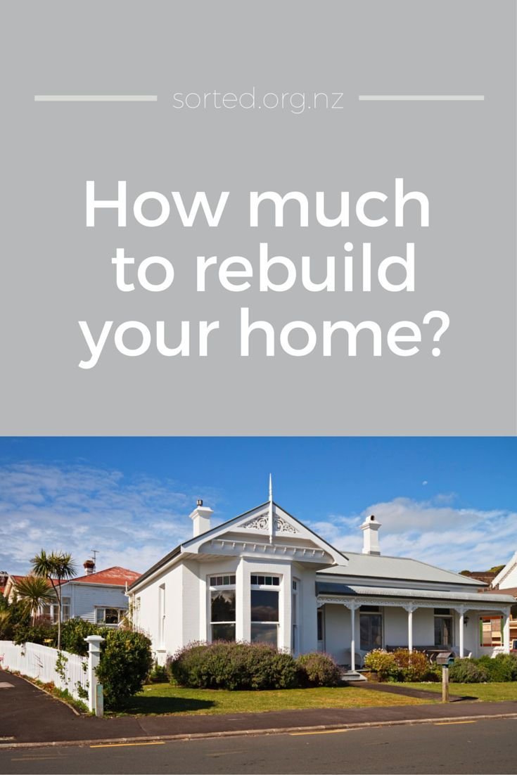 How much would it cost to rebuild your home? Getting your sums right on house insurance.