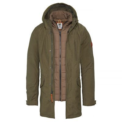 Shop Men's Snowdon Peak 3-in-1 Parka Olive today at Timberland. The official Timberland online store. Free delivery & free returns.