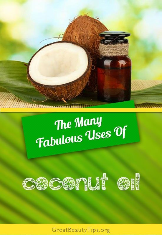 The Many Fabulous Uses of Coconut Oil