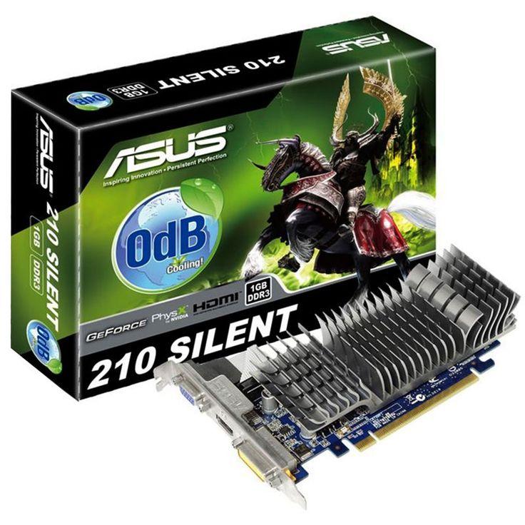 Tarjeta Gráfica Asus Nvidia Geforce En210 1gb Ddr3 Dual Fn4 $933.80 precio sujeto a cambio