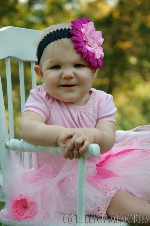 cute smiling child