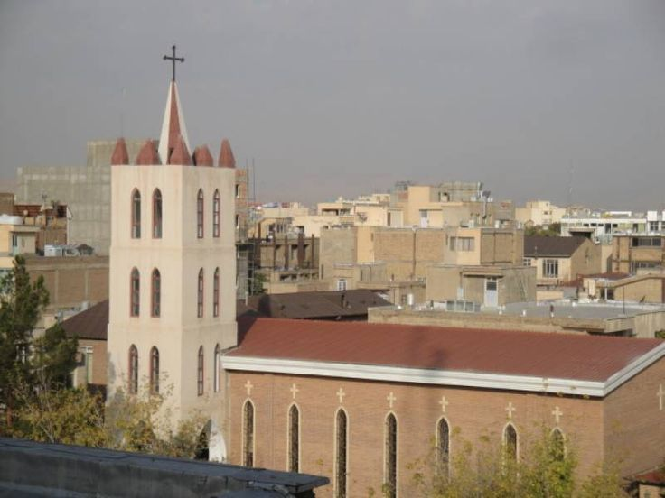 Nane Maryam Church ( Urmia )
