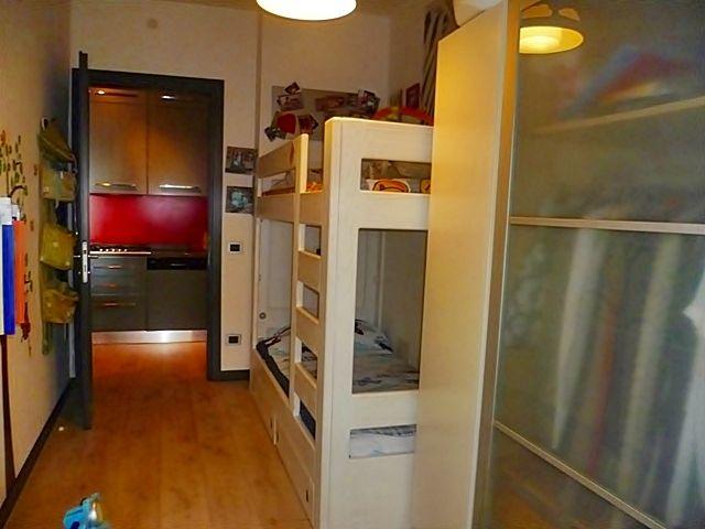 La cameretta dell' appartamento che proponiamo in vendita a Padova.