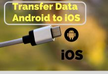 3 easy ways to transfer data from android to iPhone
