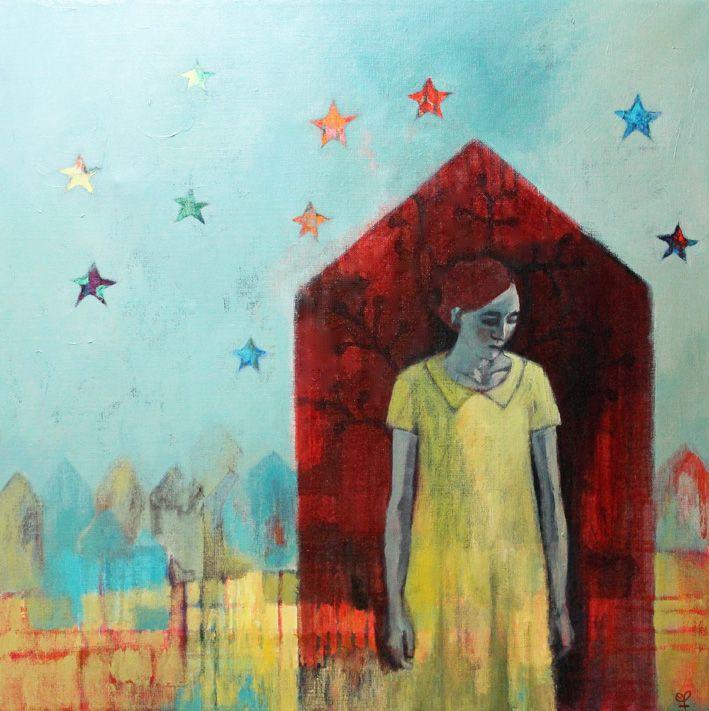 """Introvert"", 2016, Elin Folkesson"