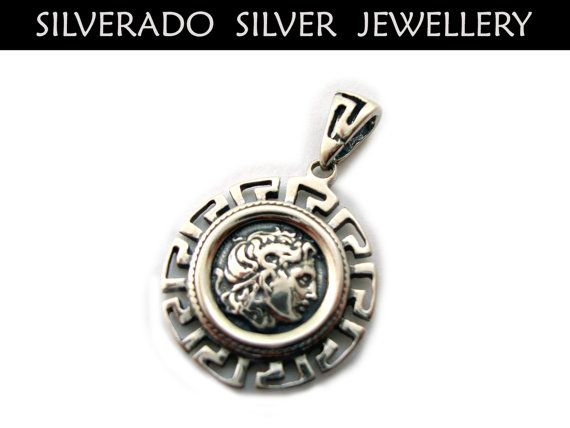 Alexander The Great  Ancient Greek Key Frame by SilveradoJewellery, €23.00