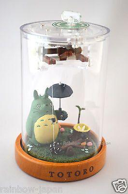 My Neighbor Totoro Ayatsuri Orgel Music Box Studio Ghibli From Japan