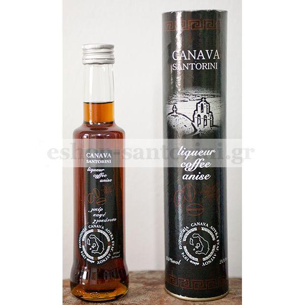 Canava Santorini - Liqueur coffee anise