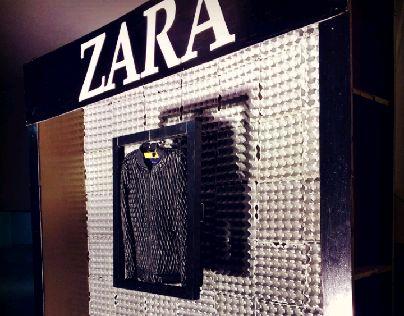 "Check out new work on my @Behance portfolio: ""Zara window display!"" http://be.net/gallery/33960202/Zara-window-display"