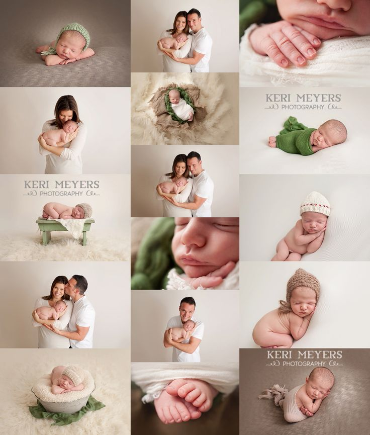 How To Photograph Newborns In Studio