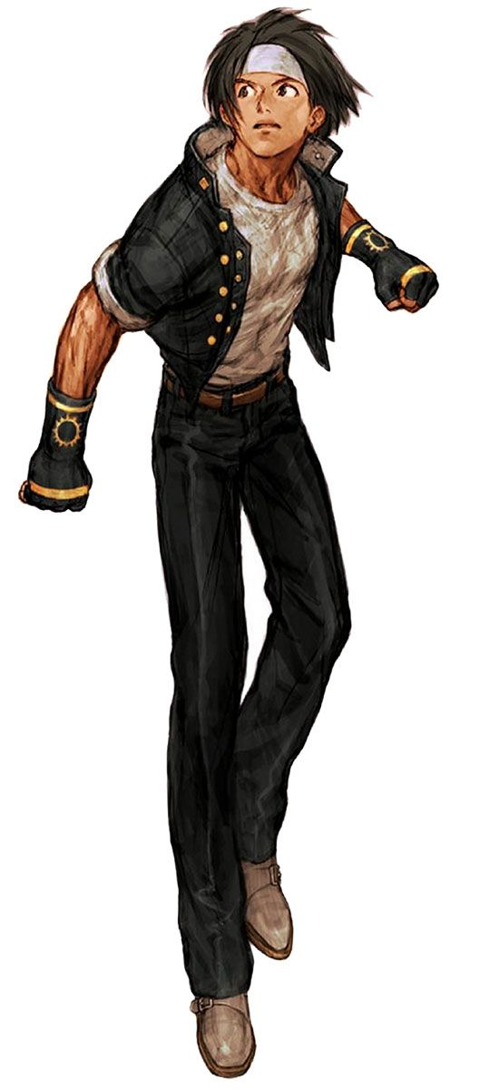111 best images about king of fighters on pinterest snk playmore artworks and ash - King of fighters characters pictures ...