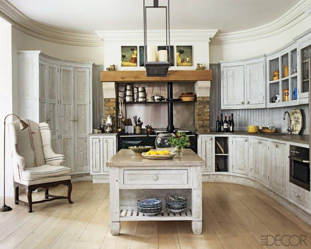 As stylish as they are functional, kitchen islands make the ideal addition to any kitchen whether you choose one that's rustic, glam or modern.
