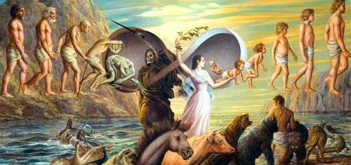 Ваша прошлая жизнь и предназначение в жизни нынешней. Реинкарнация души