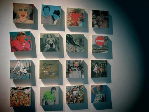 "EMILIO CEJALVO - ""WIP"" WORK IN PROGRESS Exhibiton @ Far de ses Coves Blanques HQ – Sant Antoni de Portmany"