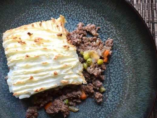 Cottage Pie with Shallots and Sherry | Recipe