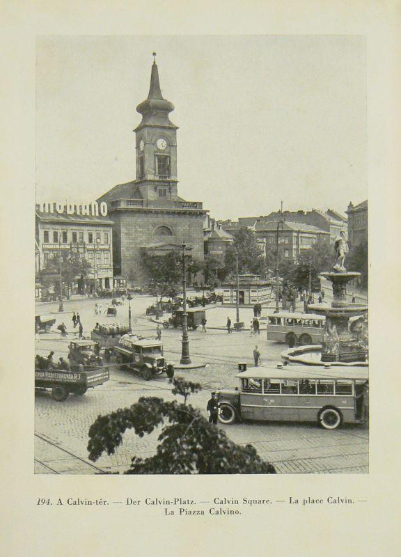 Kálvin tér 1934