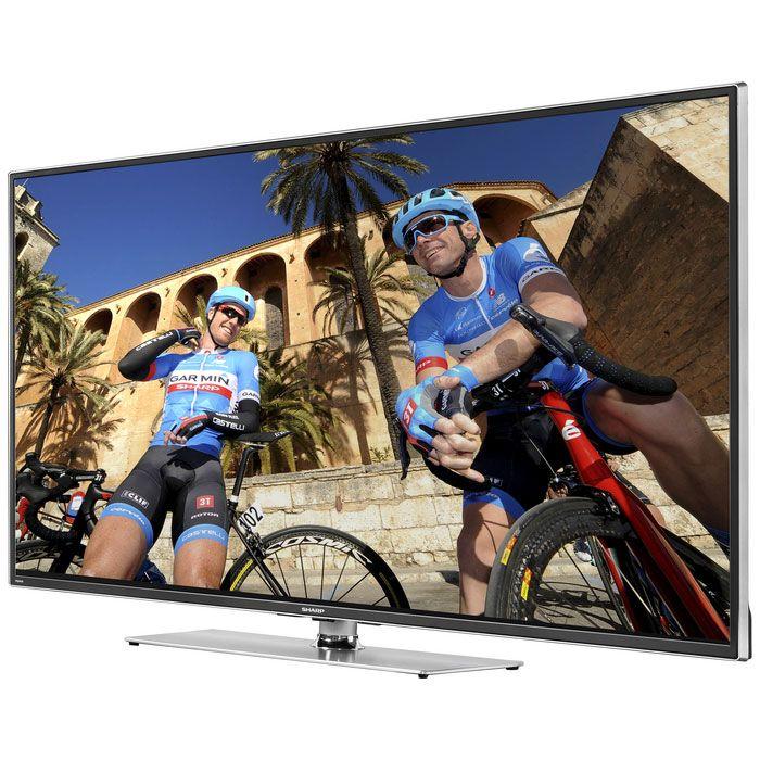 Sharp lc 50le761e prix promo t l viseur pas cher - Televiseur prix discount ...