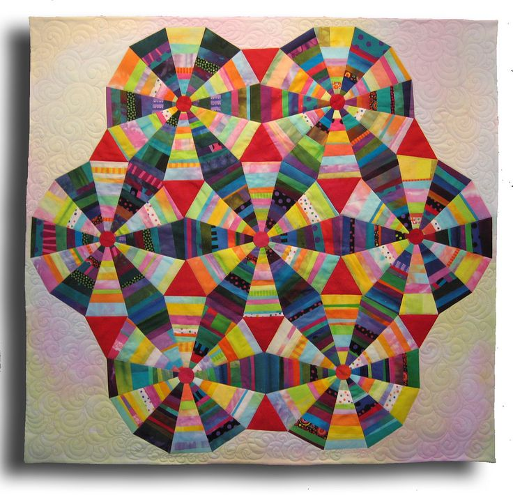 Best images about kaleidoscope quilts on pinterest