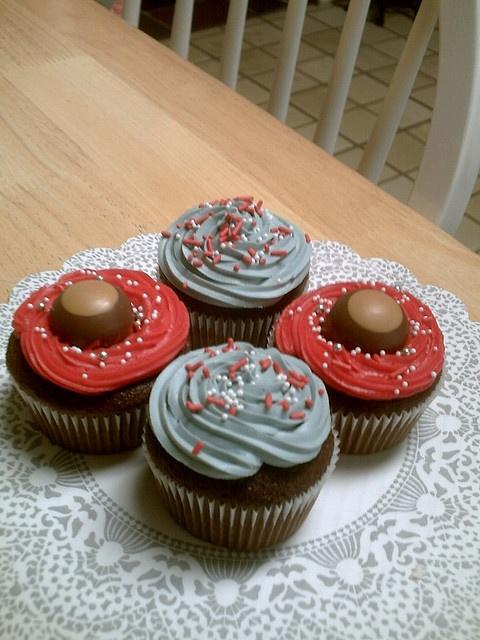 Buckeye Cupcakes!