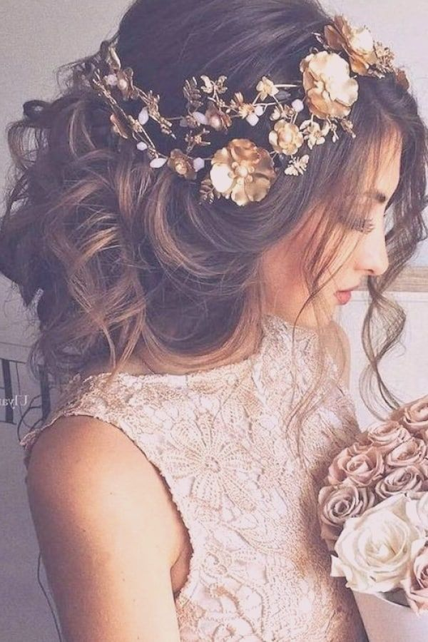 35+ Coiffure mariage long des idees