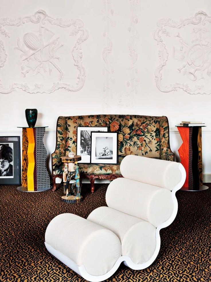 Die besten 25+ eklektisches Dekor Ideen auf Pinterest - franzosischen stil interieur ideen