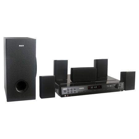 RCA-1000W Home Theater System #hometheater