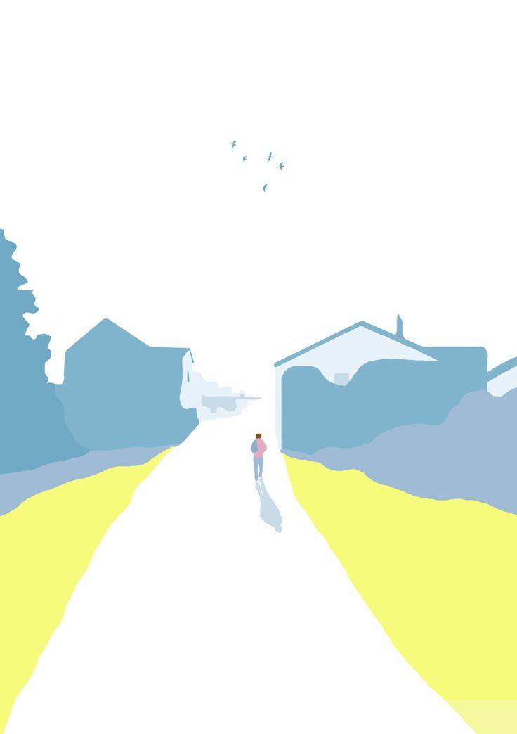 BANNAITAKU ILLUSTRATION | 坂内拓 イラストレーション