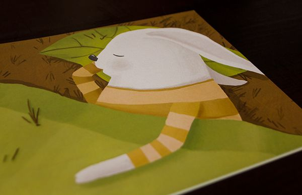 Pysio i Stokrotka: book illustrations on Behance
