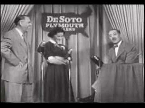 You Bet Your Life Groucho Marx Outtakes From The Heat - image 5