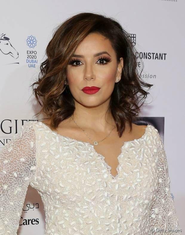 Eva Longoria au Global Gift Gala le 12 décembre à Dubaï.