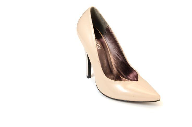 SAN FRANCISCO Nude R399 from www.madisonheartofnewyork.com follow us on Twitter @Madison Shoes SA