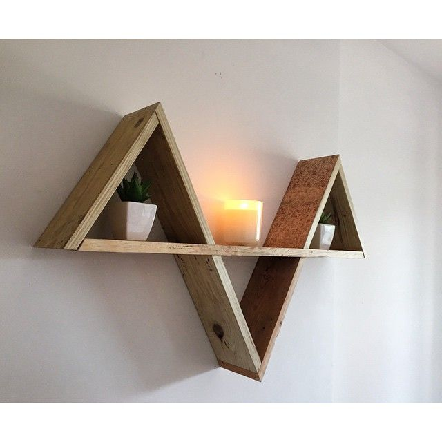 Kitchen Shelf Gumtree: 17 Best Hexagon Shelves Images On Pinterest