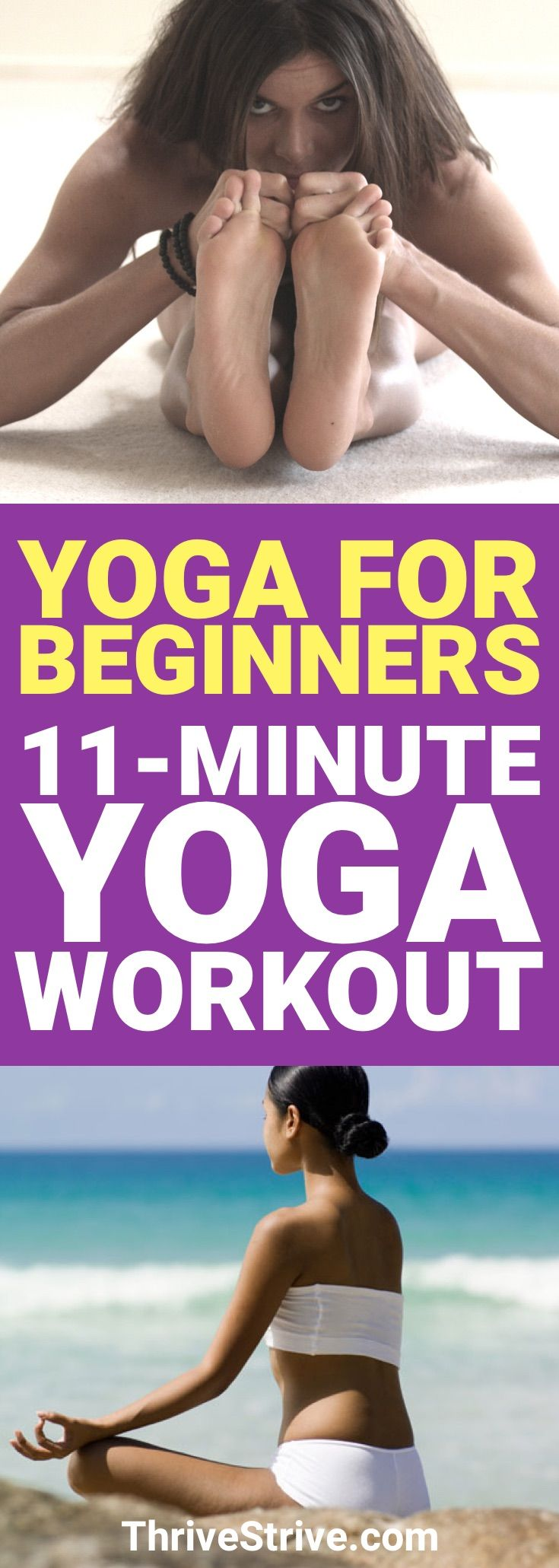 Ready to get started with Yoga? This yoga workout is great for any beginners. It...