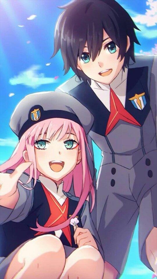 Anime From Zero To Hero : anime, Darling, Franxx,, Anime,, Kawaii, Anime