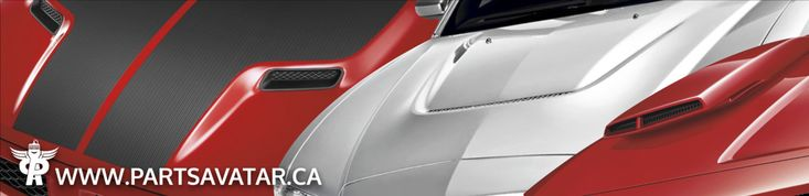 Want a better looking Car Hood? Replace your hood, hinges and struts for your vehicle with top quality parts at PartsAvatar, Canada's no.1 auto parts seller. Get lighter hoods to add performance to your car. Or replace a rusted old hood with a brand new one. We have amazing prices for your vehicle parts, so you don't have to wait on those pending car repairs any more.